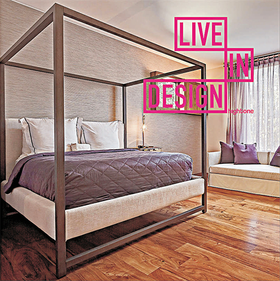 11 RMS featured in Live in Design