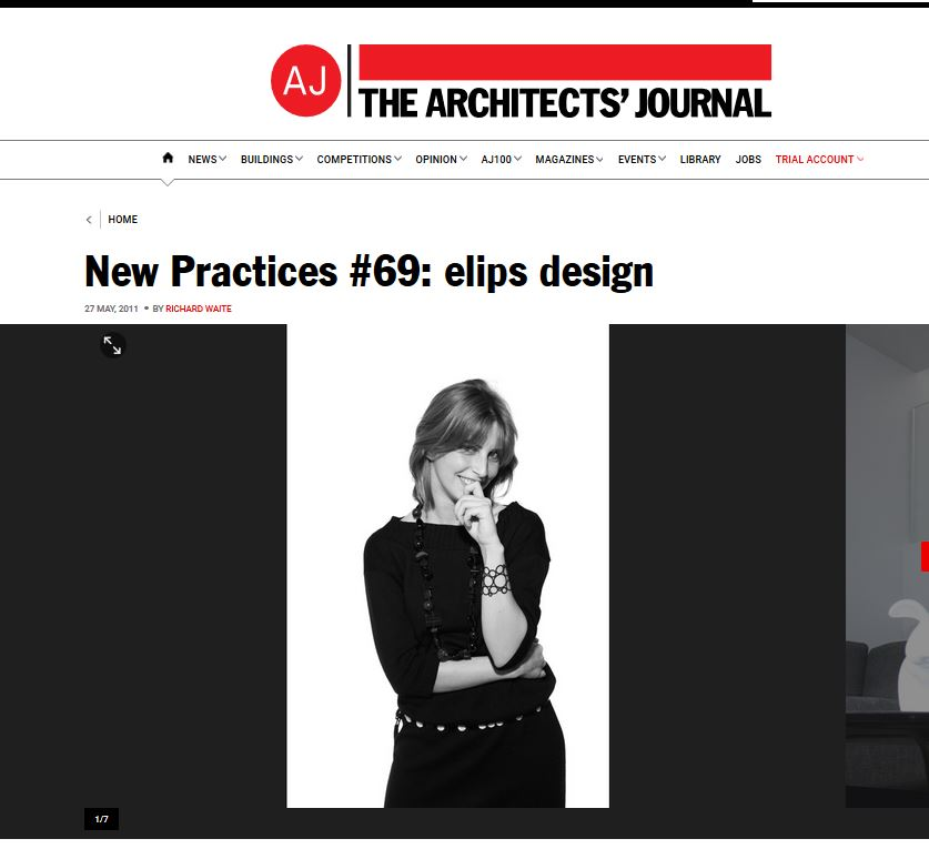 Elisa Pardini interview on AJ as a new practice
