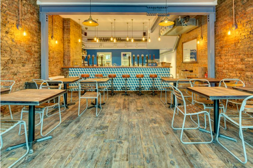 'The Italian Job' on the Editors Pics – Restaurant & Bar Design Awards