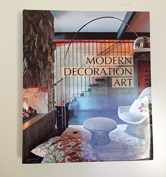 4MS in Modern Decoration Art
