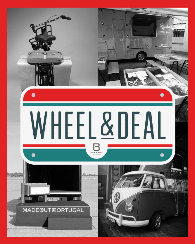 Dri Dri on Wheel & Deal