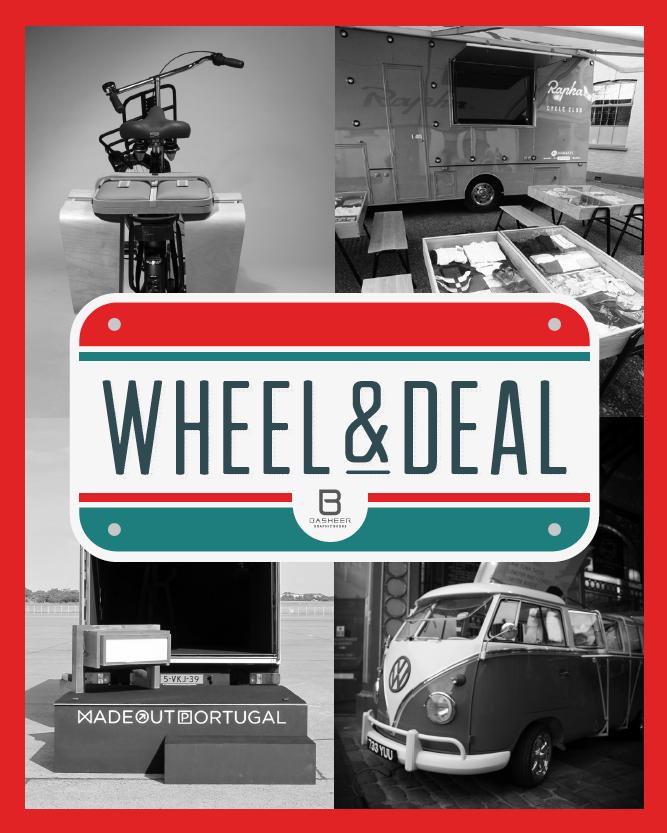 Dri Dri on Wheel & Deal