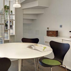Residential period mews property London